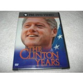 Dvd Importado Usa Região 1 The Clinton Years Novo Lacrado