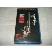 Filme Fita Vhs Dirty Harry Na Lista Negra C/ Clint Eastwood