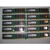 Memória Dimm 256mb Kingston Nova Pc133