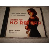 Cd Point Of No Return Trilha Sonora A Assassina Novo Lacrado