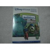 Game Pc Disney Junior 5 Anos Monstros S.A.Pc-cd Original