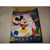 Cd Rom Win Mac Criança Disney Collection Artista Mágico