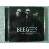 Cd Beegees One Night Only