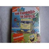 Dvd Duplo Bob Esponja E Rocket Power Original Lacrado