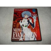 Dvd Neon Genesis Evangelion Collection 0:2 Novo Original