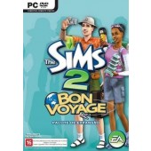 Game Pc The Sims 2 Bom Voyage Original Novo Lacrado