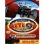 DVD LACRADO BIGFOOT METEOR OS VENCEDORES - AUDIO EM PORTUGUES