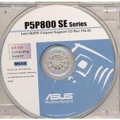 CD DRIVERS ORIGINAL PLACA MAE ASUS P5P800 SE SERIES FRETE GRATIS
