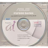 CD DRIVERS ORIGINAL PLACA MAE ASUS P5P800 SERIES FRETE GRATIS