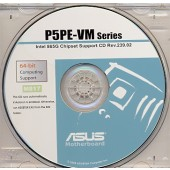 CD DRIVERS ORIGINAL PLACA MAE ASUS P5PE-VM SERIES FRETE GRATIS