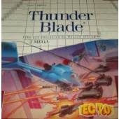 Cartucho Game Master System Thunder Blade