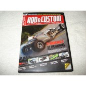 Dvd Vcd Rod E Custom Hot Rod + Revista