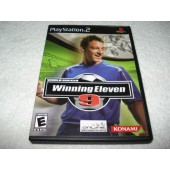 Game Playstation 2 Ps2 World Soccer Winning Eleven 9