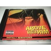 CD ABOVE THE RIM  THE SOUNDTRACK