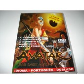 Dvd Avatar The Last Airbender 5 Super Capítulos