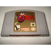 Cartucho Game Nintendo 64 The Legend Of Zelda Ocarina Of Time