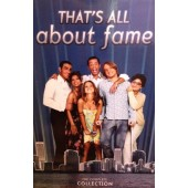 DVD BOX THATS ALL ABOUT FAME COMPLETE COLLECTION