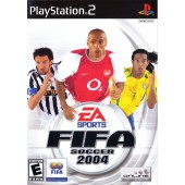GAME PS2 LACRADO FIFA SOCCER 2004