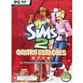 Game Pc The Sims 2 Quatro Estações Original Novo Lacrado