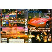 GAME PS2 PLAY STATION 2 MIDNIGHT CLUB 2 DVD EXPERIENCE