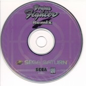 GAME SEGA SATURN VIRTUA FIGHTER REMIX SOMENTE O CD