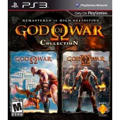 GAME PS3 GOD OF WAR COLLECTION: GOD OF WAR + GOD OF WAR 2