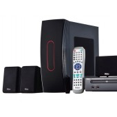 Home Theater com DVD Player 5.1 Canais 360W RMS Conexão USB e HDMI + 1 Microfone PHT660 – Philco