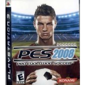GAME PLAYSTATION 3 PS3 PRO EVOLUTION SOCCER 2008