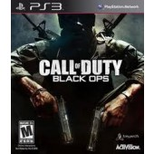 GAME PLAYSTATION 3 PS3 CALL OF DUTY BLACK OPS