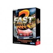 Game Pc Fast Driver 2 Original Novo Lacrado