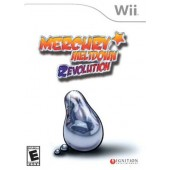 GAME WII MERCURY MELTDOWN REVOLUTION ORIGINAL LACRADO