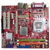 KIT PLACA MÃE MS-7267 VER. 4.5 945GCM5 V2 + PENTIUM DUAL CORE E-2140 1.6GHZ 1M FSB800 + COOLER