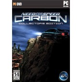 Game Pc Need For Speed Carbon - Collector´s Edition - Dvd