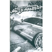 MANUAL ORIGINAL EM PORTUGUES GAME PC NEED FOR SPEED MOST WANTEAD