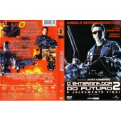 DVD LACRADO O EXTERMINADOR DO FUTURO 2 O JULGAMENTO FINAL - AUDIO EM PORTUGUES
