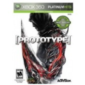 GAME XBOX 360 PROTOTYPE ORIGINAL E LACRADO