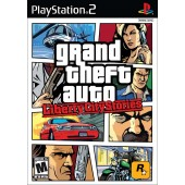 GAME PLAYSTATION 2 PS2 GRAND THEFT AUTO LIBERTY CITY STORIES