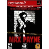 GAME PLAYSTATION 2 PS2 MAX PAYNE