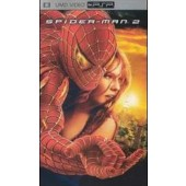 GAME PLAYSTATION PSP SPIDER MAN 2 UMD VIDEO