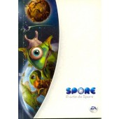 MANUAL ORIGINAL EM PORTUGUES GAME PC SPORE A ARTE DE SPORE