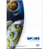 MANUAL ORIGINAL EM PORTUGUES GAME PC SPORE GUIA GALATICO