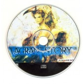 GAME PS1 PLAYSTATION 1 VAGRANT STORY CD PRATA SEM MANUAL