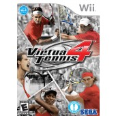GAME WII LACRADO VIRTUA TENNIS 4 IMPORTADO (USA)