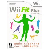 GAME NINTENDO WII FIT PLUS