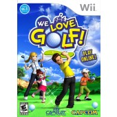 GAME NINTENDO WII WE LOVE GOLF