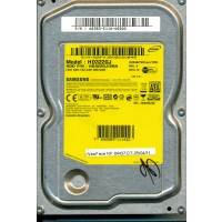 HD 01 SAMSUNG SATA 320GB HD322GJ S/N S2FVJ50ZC20845 REV. A 2010.12
