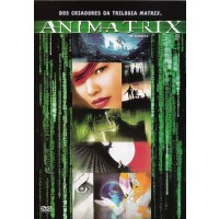 DVD ANIMATRIX DOS CRIADORES DA TRILOGIA MATRIX