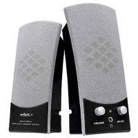 CAIXINHA DE SOM 127V MULTIMEDIA SPEAKER BRIGHT MODELO 0023
