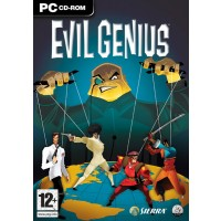 GAME PC EVIL GENIUS