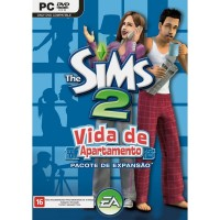 GAME PC THE SIMS 2: VIDA DE APARTAMENTO - DVD ROM